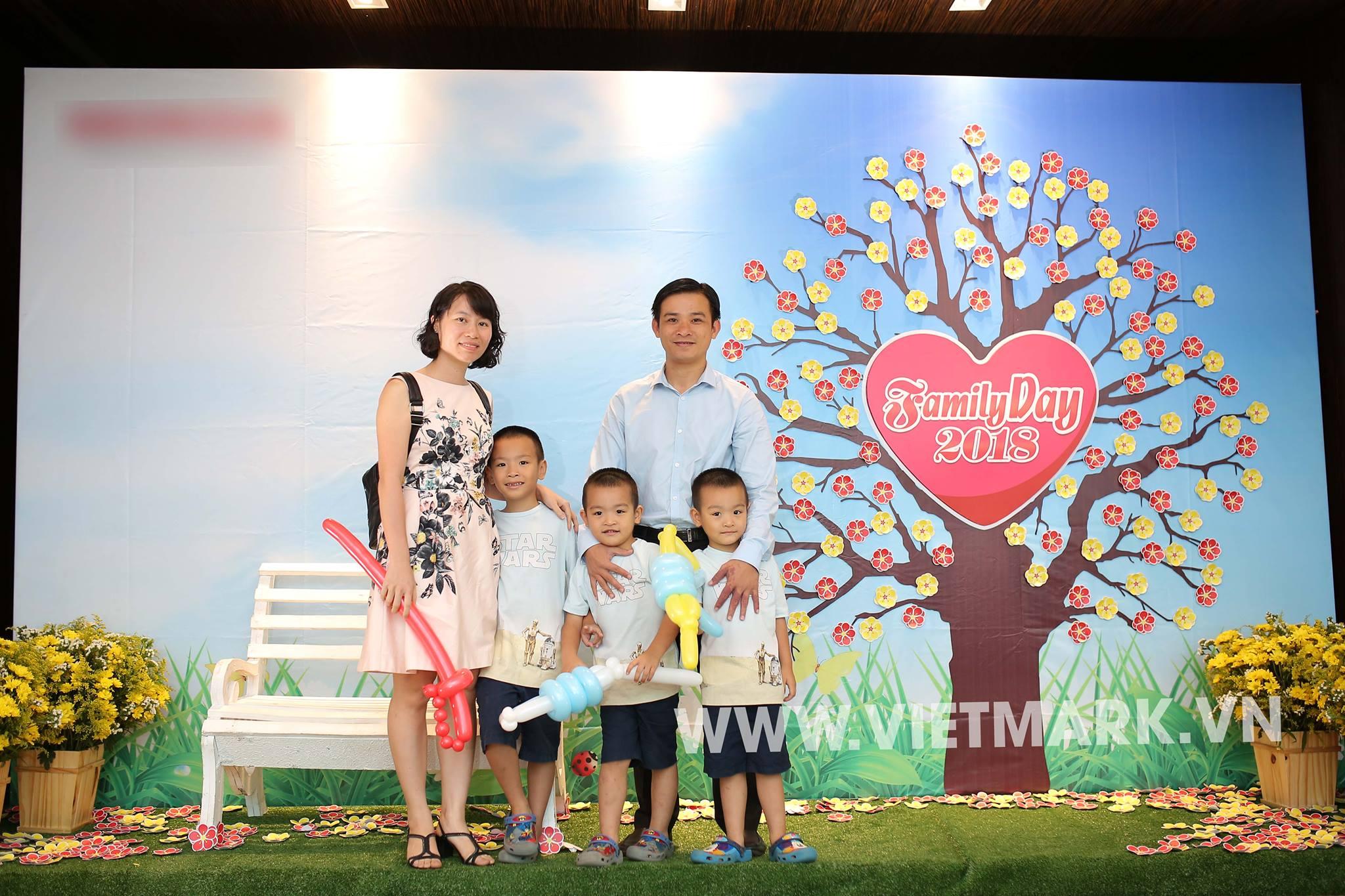 Family Day đầu năm 2018