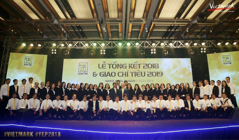 Kim Tín - Lễ Tổng Kết & Giai Chỉ Tiêu 2019