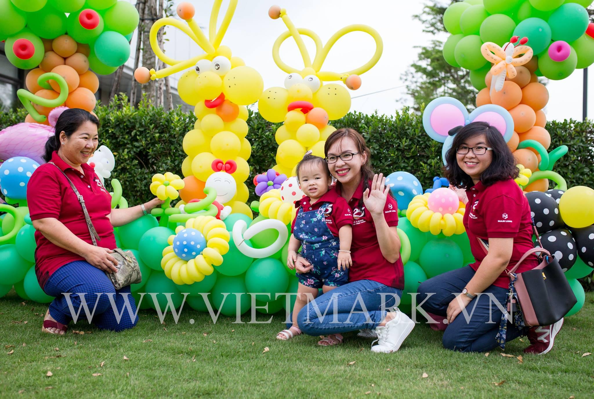 Nam Long Family Day 2017