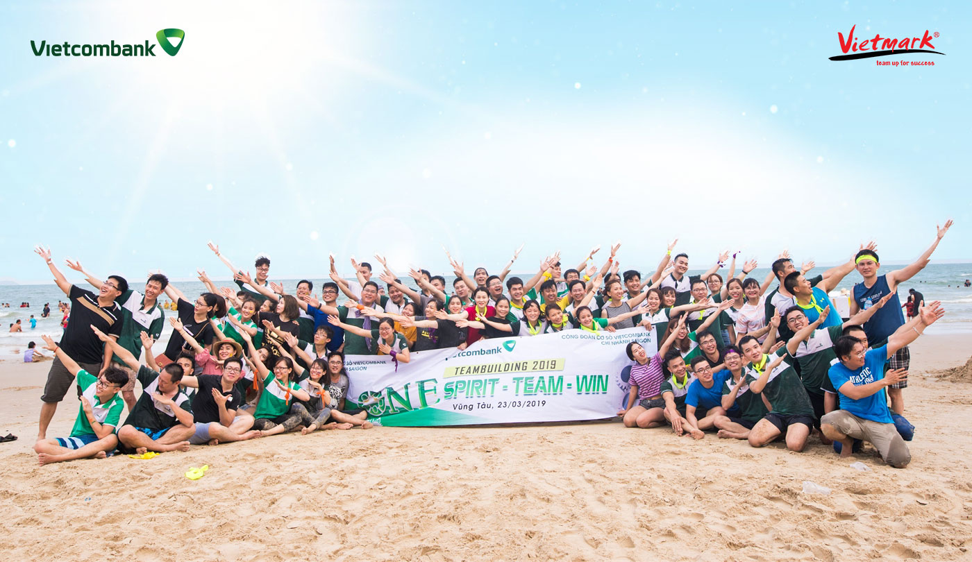 Vietcombank Sài Gòn - Teambuilding & CSR Activitivies